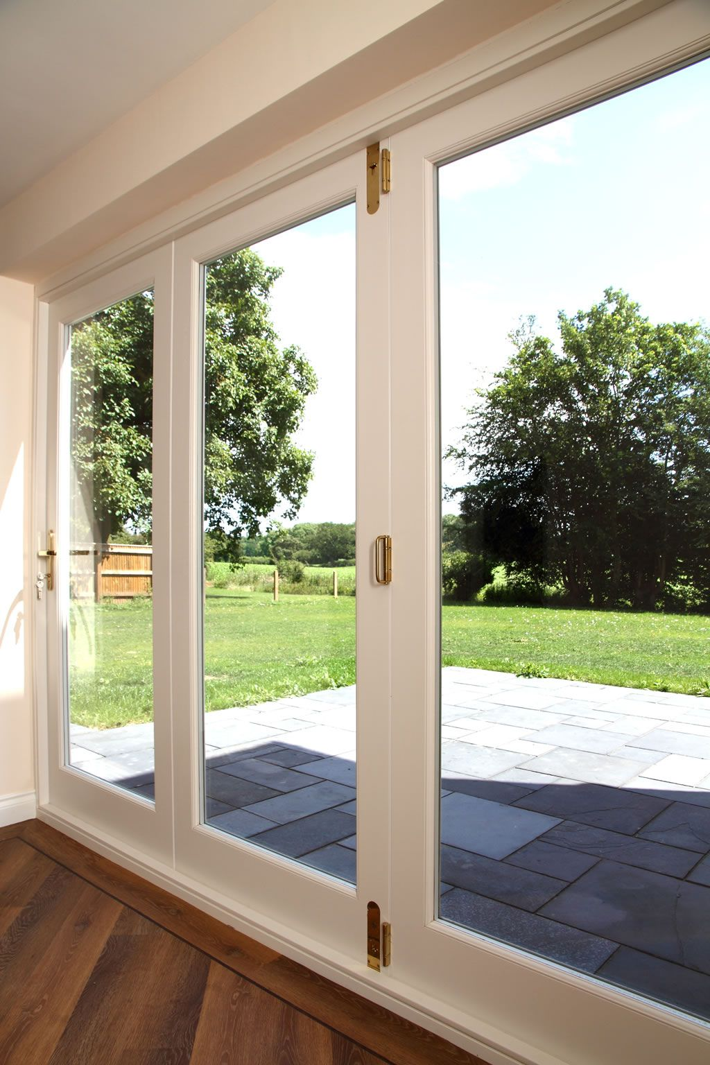 Wooden Bifold Doors Made To Order Lomax Wood