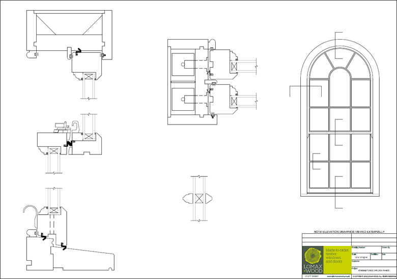 Cad Detail Drawing Downloads For Our Windows Amp Doors