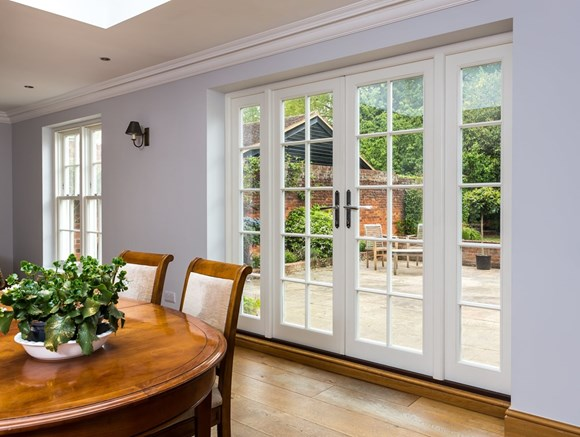 Made To Order Wooden French Doors