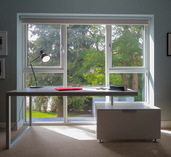 Contemporary style casement windows timber Lomax wood desk view.jpg